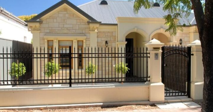 Residential Fences Enhance A Home